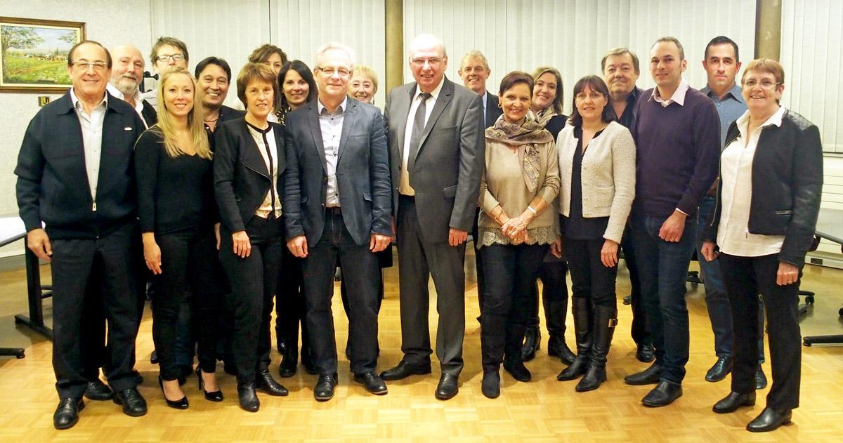 Conseil municipal d'Achenheim