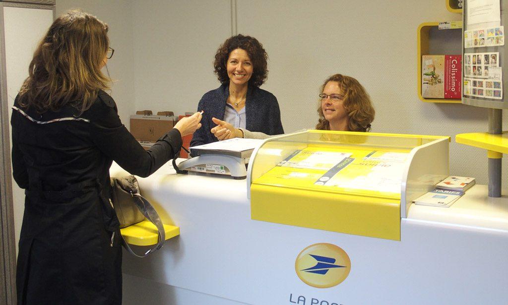 Agence postale communale à la Mairie d'Achenheim