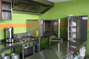 Salle des fêtes (cuisine)